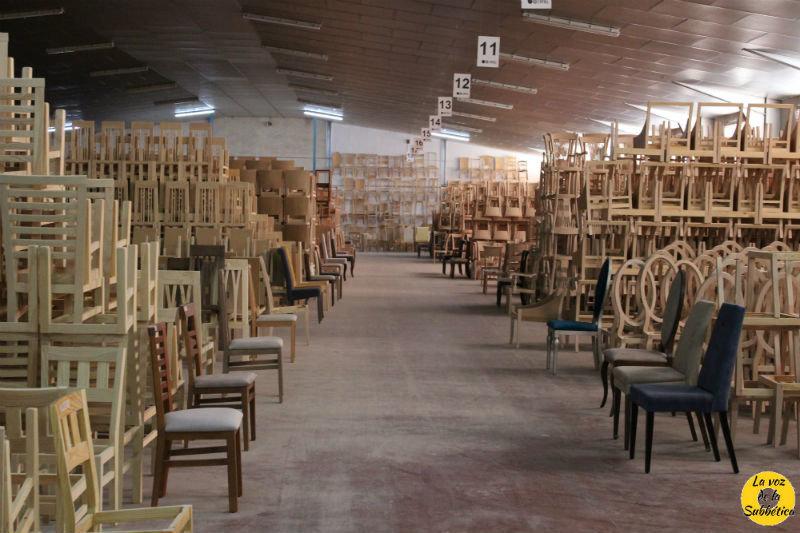 Muebles del sur lucena finest top silla talla lucena for Muebles clasicos en lucena