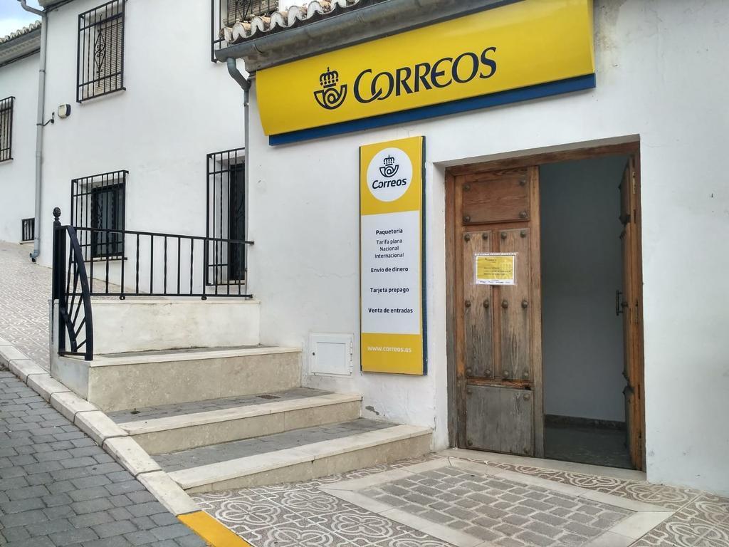El ayuntamiento de luque instar al nuevo gobierno a for Oficina de correos cordoba